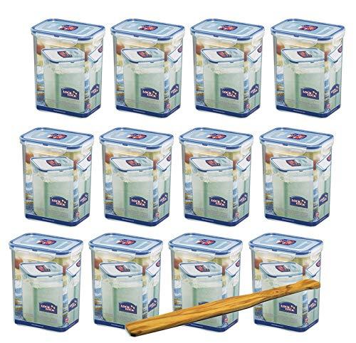 Lock&Lock Frischhalteboxen Set, 12 teilg HPL 813S12 12 x 1,8 l