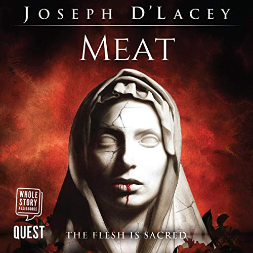 Meat cover art