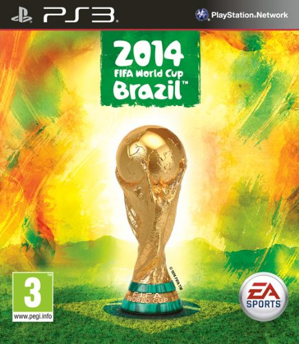 EA Sports FIFA WM 2014 - Brasilien (PS3)