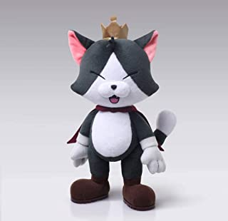 Final Fantasy VII: Cait Sith Plush Action Doll, Multicolor