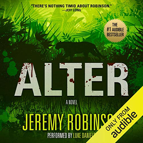 Alter cover art