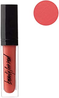 Beauty For Real Lip Cream + Color Hydrating Ultra Pigmented Long Wear Lip Color, Coral Pink
