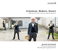 Schumann/Madsen/Mozart: Works