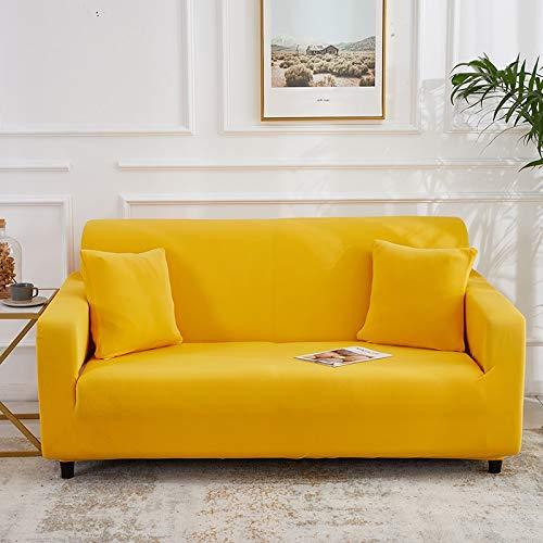 ASCV Funda de sofá con Estampado Floral Toalla de sofá Fundas de sofá para Sala de Estar Funda de sofá Funda de sofá Proteger Muebles A8 4 plazas
