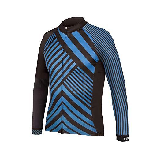 Uglyfrog Winter und Herbst Fleece Warm Windjacke Radfahren Windundurchlässige Mountainbike Fahrrad-Kleidung