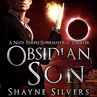Obsidian Son cover art
