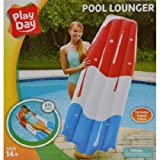 Play Day Popsicle Lounger 6 foot long with repair patch - Summer is Coming!!! Let's be safe and have fun!!!