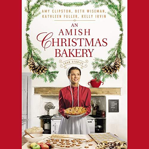 An Amish Christmas Bakery audiobook cover art