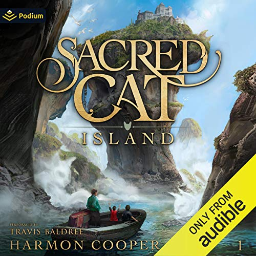 Sacred Cat Island cover art