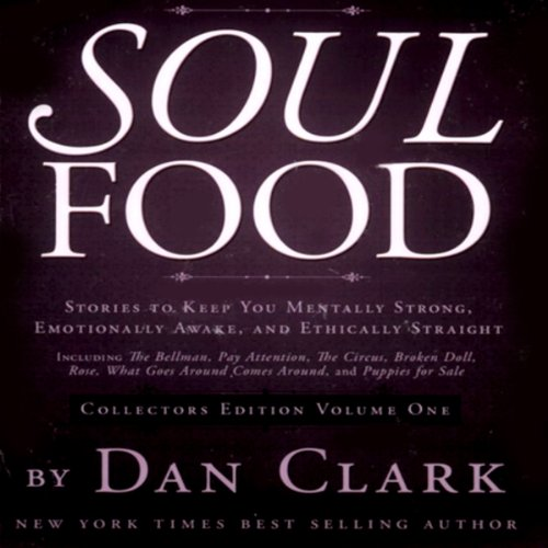 Soul Food audiobook cover art