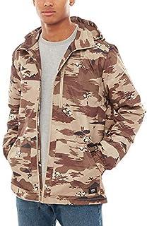 Vans Woodberry Iii Jacket For Men - Brown XL