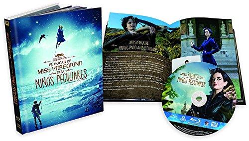 El Hogar De Miss Peregrine Para Niños Peculiares Digibook Blu-Ray [Blu-ray]