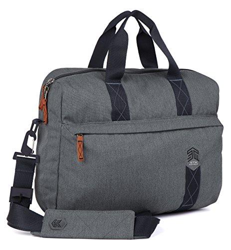 STM Judge Brief for Laptop & Tablet Up to 15-Inch - Tornado Grey (stm-112-147P-20)