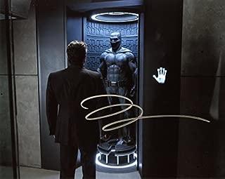 Ben Affleck BATMAN VS SUPERMAN In Person Autographed Photo