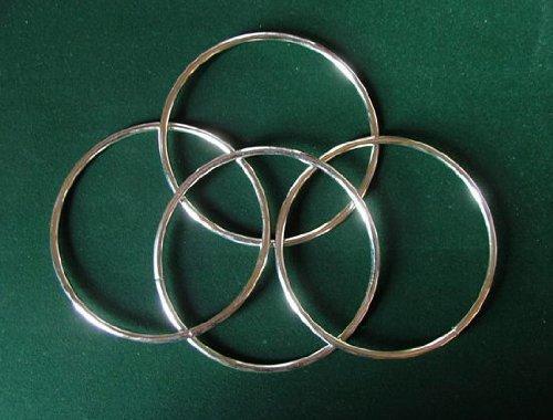 Mini anelli cinesi (per 4) - Gioco di Magia