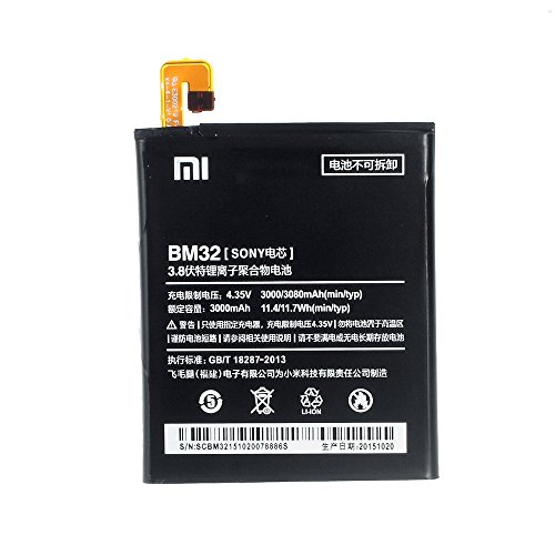 Akku Accu Battery Batterie Xiaomi bm32 Xiaomi für Xiaomi Mi 4 Mi4