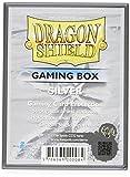 Arcane Tinmen 20008 - Dragon Shield Gaming Box, Silber -