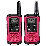 Motorola T107 Talkabout Radio, 2-Pack