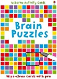 Brain Puzzles: Puzzle Cards (Activity and Puzzle Cards)