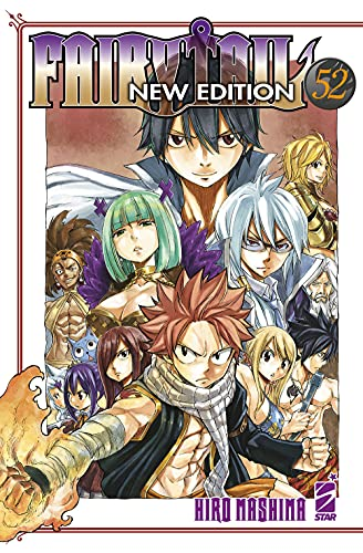 Fairy Tail. New edition (Vol. 52)