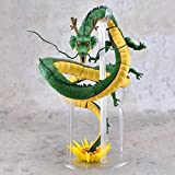 Figura De Dragon Ball Shenron The Dragon Modelo De Figura De Acción Juguetes Regalo Coleccionable Shenron Grant Your Wish 18Cm