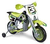 FEBER Rider Cross 6V - Moto eléctrica para niños y niñas de 3 a 7 años (Famosa 800012223)