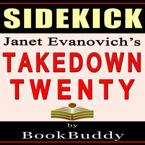 Takedown Twenty: A Stephanie Plum Novel by Janet Evanovich - Sidekick cover art