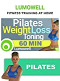 Pilates: 60 Minute Workout for Weight Loss and Toning. Pilates Class at Home [OV]