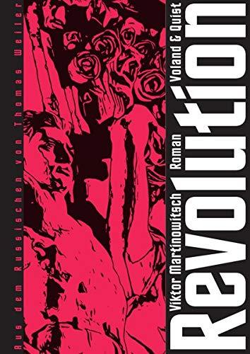 Buchseite und Rezensionen zu 'Revolution' von Viktor Martinowitsch