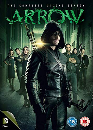 Arrow - Season 2 [DVD] [2013] by Stephen Amell