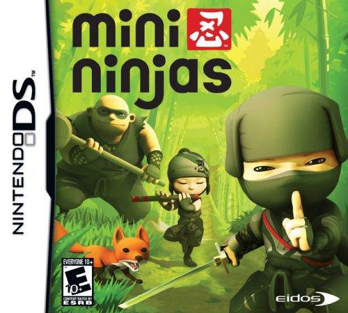 Mini Ninjas - Nintendo DS