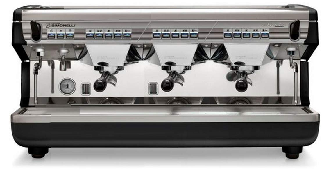 Nuova Simonelli Appia Volumetric 3 Group Espresso Machine Mappia5Vol03Nd001