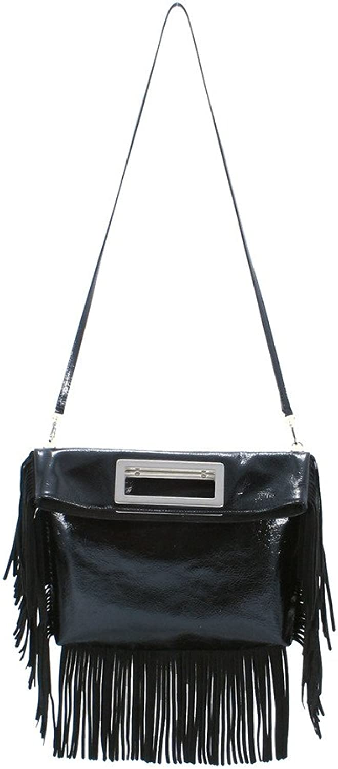 GION Andrea Women Leather Top Handle Bag