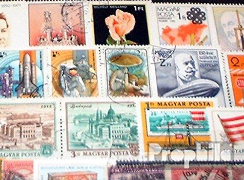 Prophila Collection Ungarn 150 Verschiedene Marken (Briefmarken für Sammler)