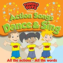 Tumble Tots: Action Songs - Dance and Sing By Tumble Tots (2003-03-17)