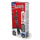 Sharpie S-Gel Gel Pens, Bold Point (1.0mm), Blue Ink Gel Pen, 12 Count