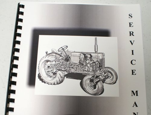 ford 1710 service manual - 9