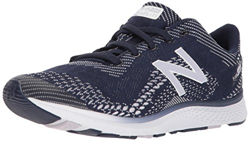 New Balance Women's Vazee Agility V2 Cross Trainer, Pigment/Thistle, 9.5 B(M) US