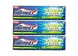 3x Odol-med 3 Extreme Clean Langzeit Frische 75ml
