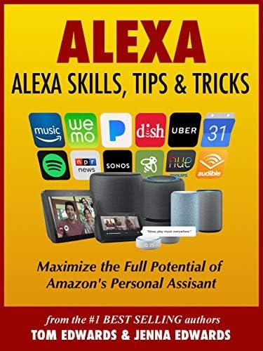 Alexa Alexa Skills Tips Tricks Alexa Amazon Echo Book 1 product image