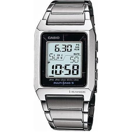 [カシオ]CASIO 腕時計 i-RANGE アイレンジ MULTI BAND5 タフソーラー 電波時計 チタンモデル IRW-M200SDJ-7JF メンズ