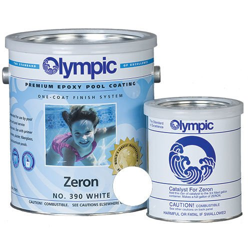 Kelley Technical 390GL Olympic Zeron Epoxy Pool Coating -...