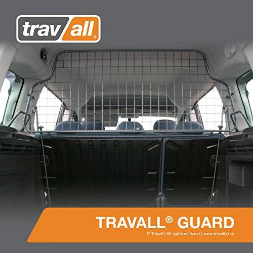 Travall® Guard Hundegitter TDG1226 - Maßgeschneidertes Trenngitter in Original Qualität