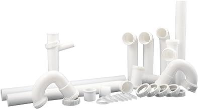 PlumbCraft Complete Kitchen Drain Repair Kit - Fits most sinks