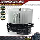 Ventilateur d'intérieur moteur pour Duster Logan Twingo II 2004-2019 6001547691