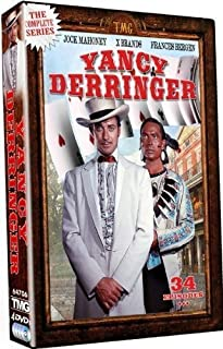 Yancy Derringer - The Complete Series. All 34 Episodes!