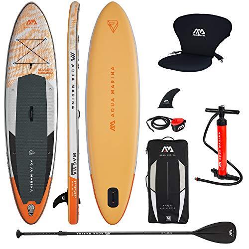 Aqua Marina Magma 2019 SUP Board Inflatable Stand Up Paddle Surfboard Paddel