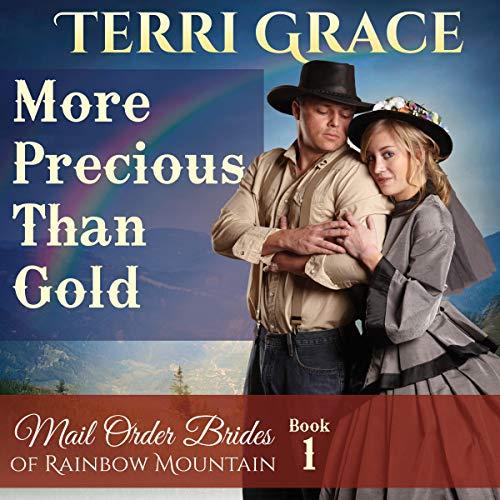 Couverture de More Precious than Gold