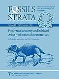 Postcranial Anatomy and Habits of Asian Multituberculate Mammals