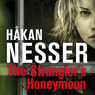 The Strangler's Honeymoon cover art